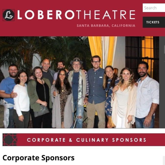 Oniracom at Lobero theatre