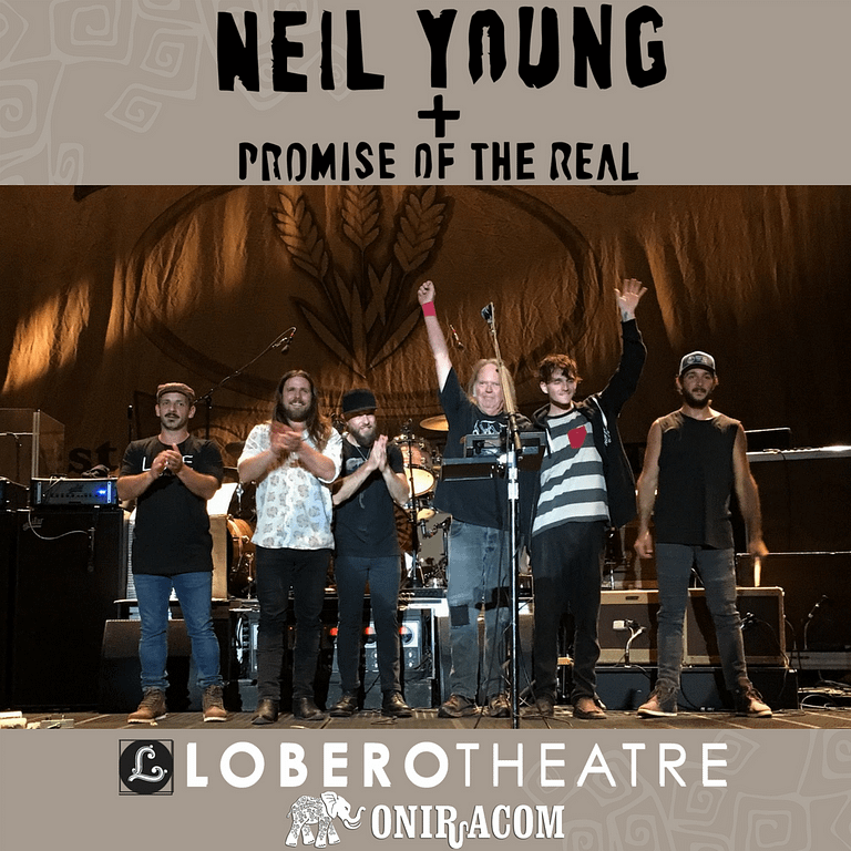 Neil Young promise of the real