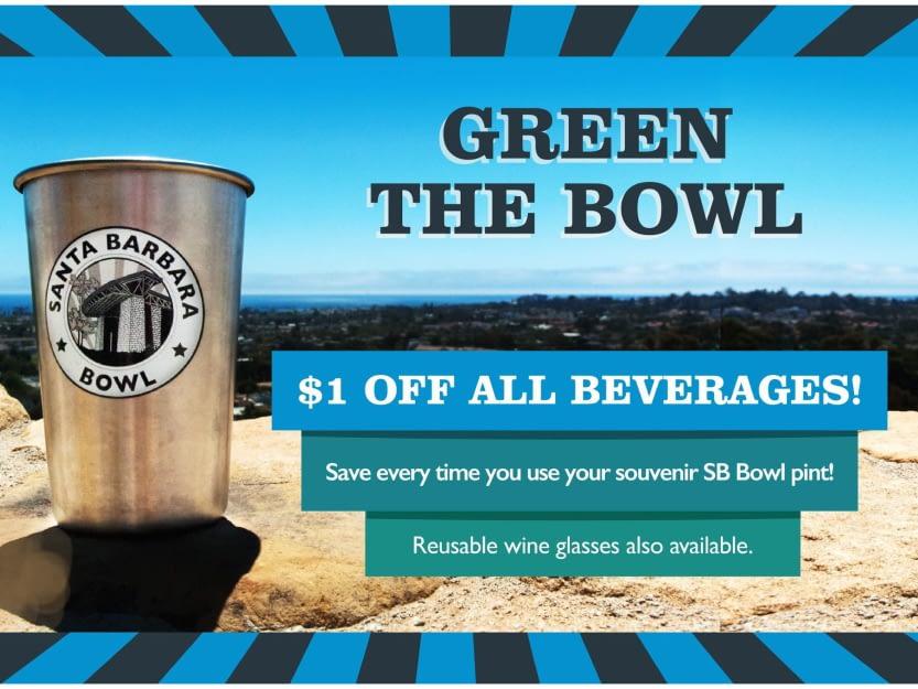 Santa Barbara Bowl Greening