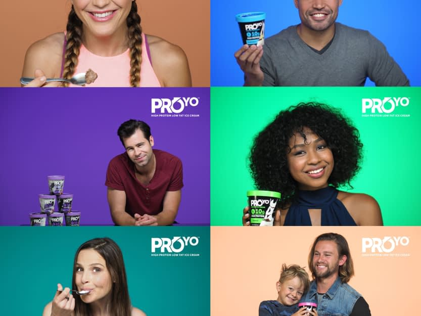 Proyo First Taste Campaign Influencers